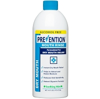 Prevention Dry Mouth Rinse - 16 ou